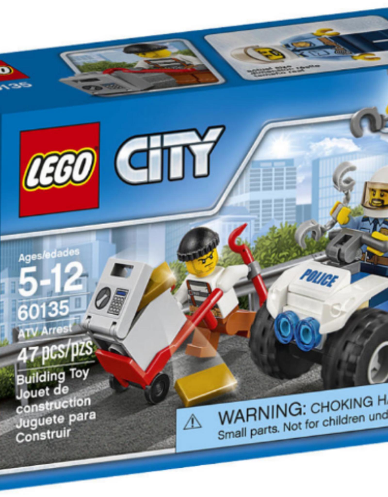 LEGO LEGO 60135 ATV Arrest CITY