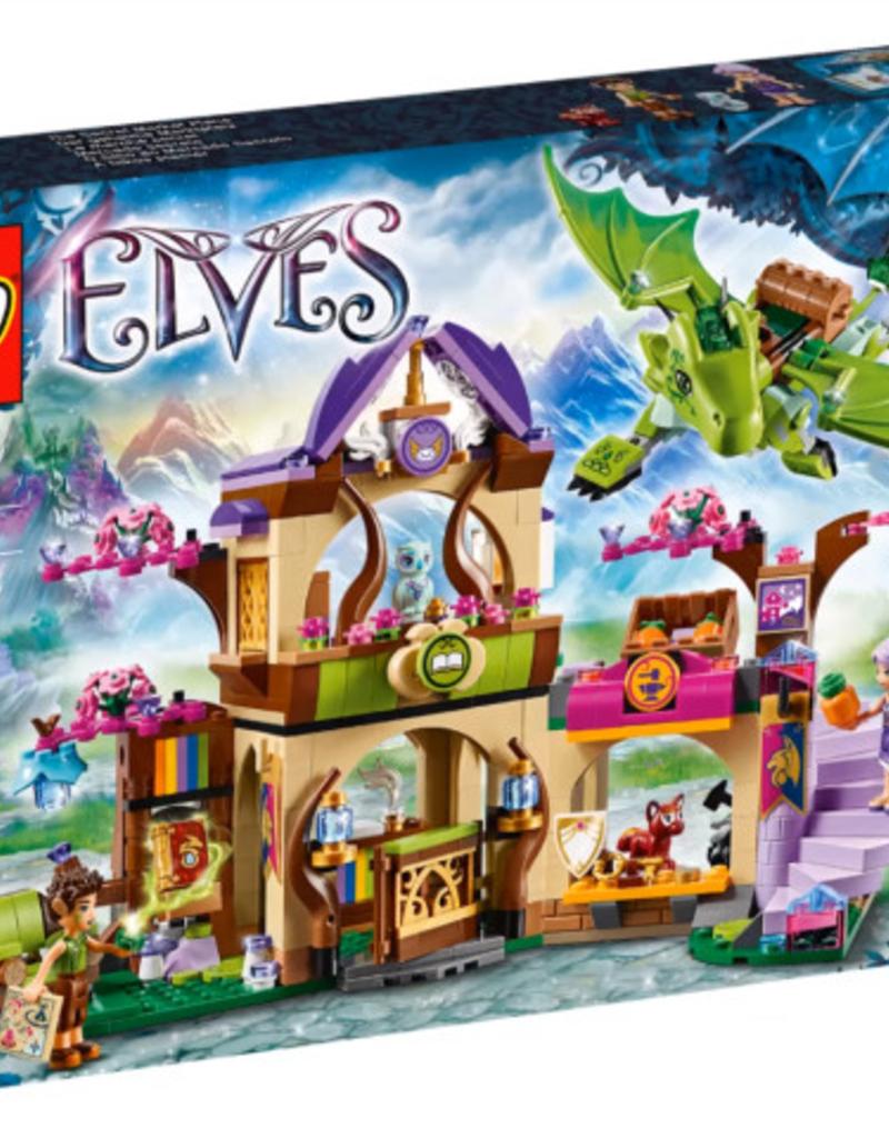 LEGO LEGO 41176 The Secret Market Place ELVES