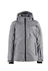 BRUNOTTI BRUNOTTI MARALAS Softshell ski-jas Light Grey Melee 152