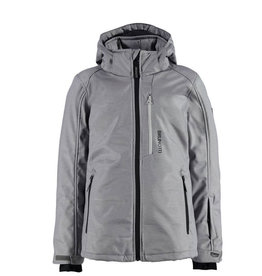 BRUNOTTI BRUNOTTI MARALAS Softshell ski-jas Light Grey Melee 152