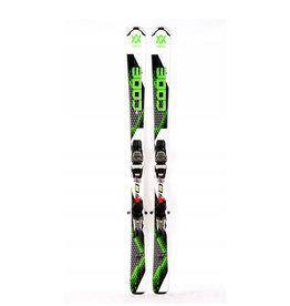 VOLKL Volkl Code 7.4 gr/wit/zw Ski's Gebruikt