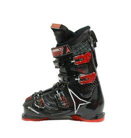 ATOMIC Hawx Plus zwart/rood (neus rood) Skischoenen Gebruikt