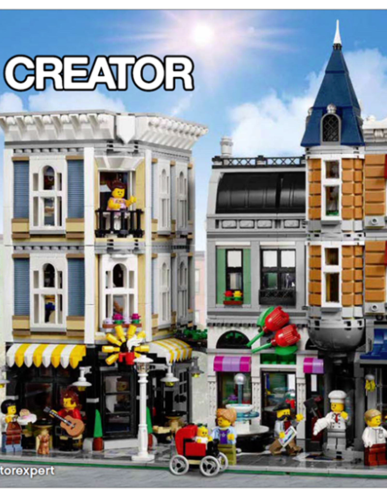 LEGO LEGO 10255 Assembly Square CREATOR Expert