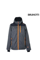 BRUNOTTI Ski-Jas BRUNOTTI GIBSON Boys Orange/Grey