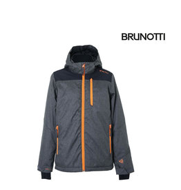 BRUNOTTI Ski-Jas BRUNOTTI GIBSON Boys Orange/Grey