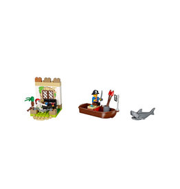 LEGO 10679 Pirate Treasure Hunt JUNIORS