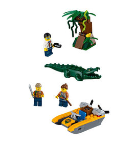 LEGO 60157 Jungle Starter Set CITY