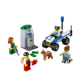 LEGO 60136 Police Starter Set CITY