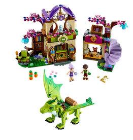 LEGO 41176 The Secret Market Place ELVES