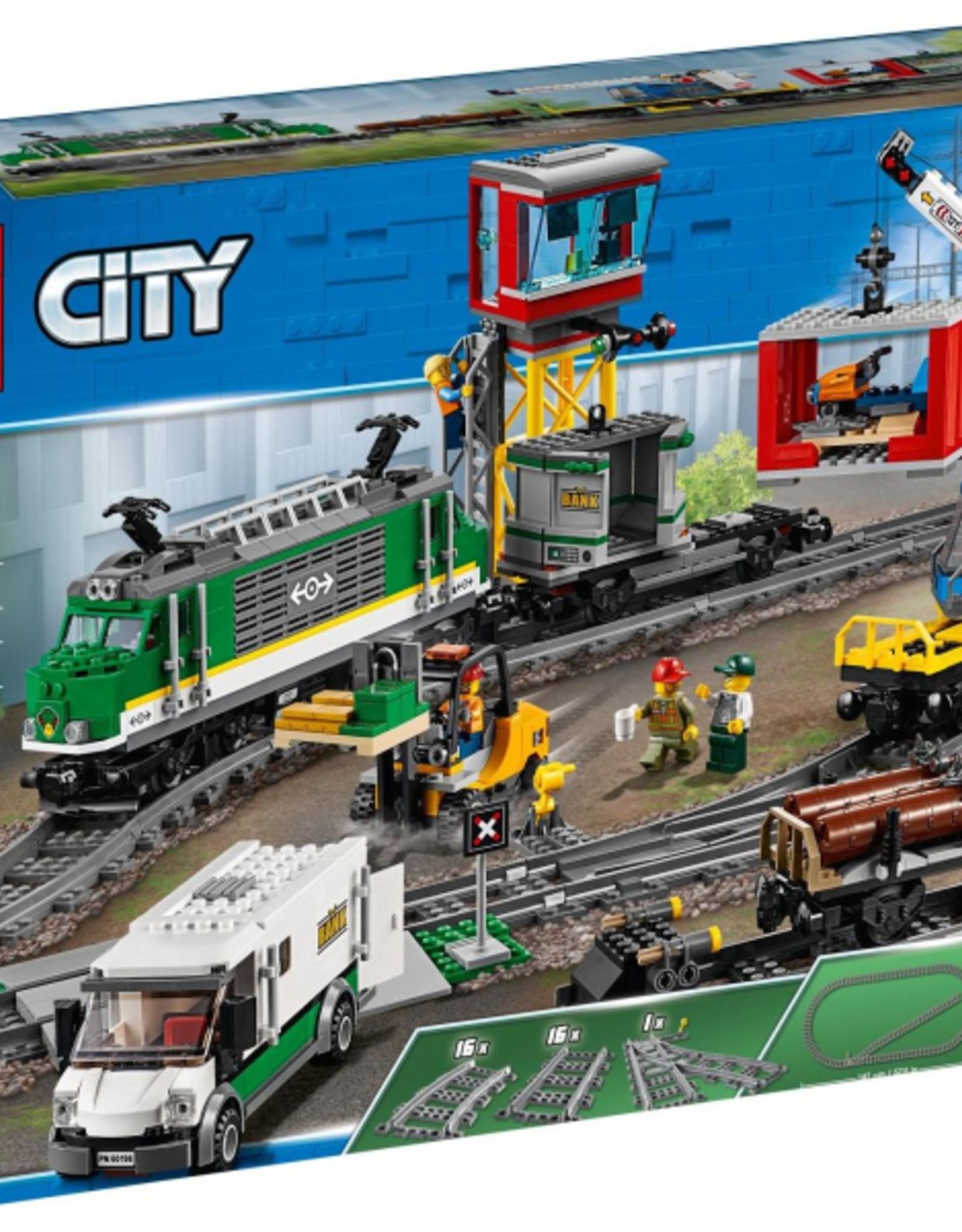 LEGO LEGO 60198 Cargo Train CITY
