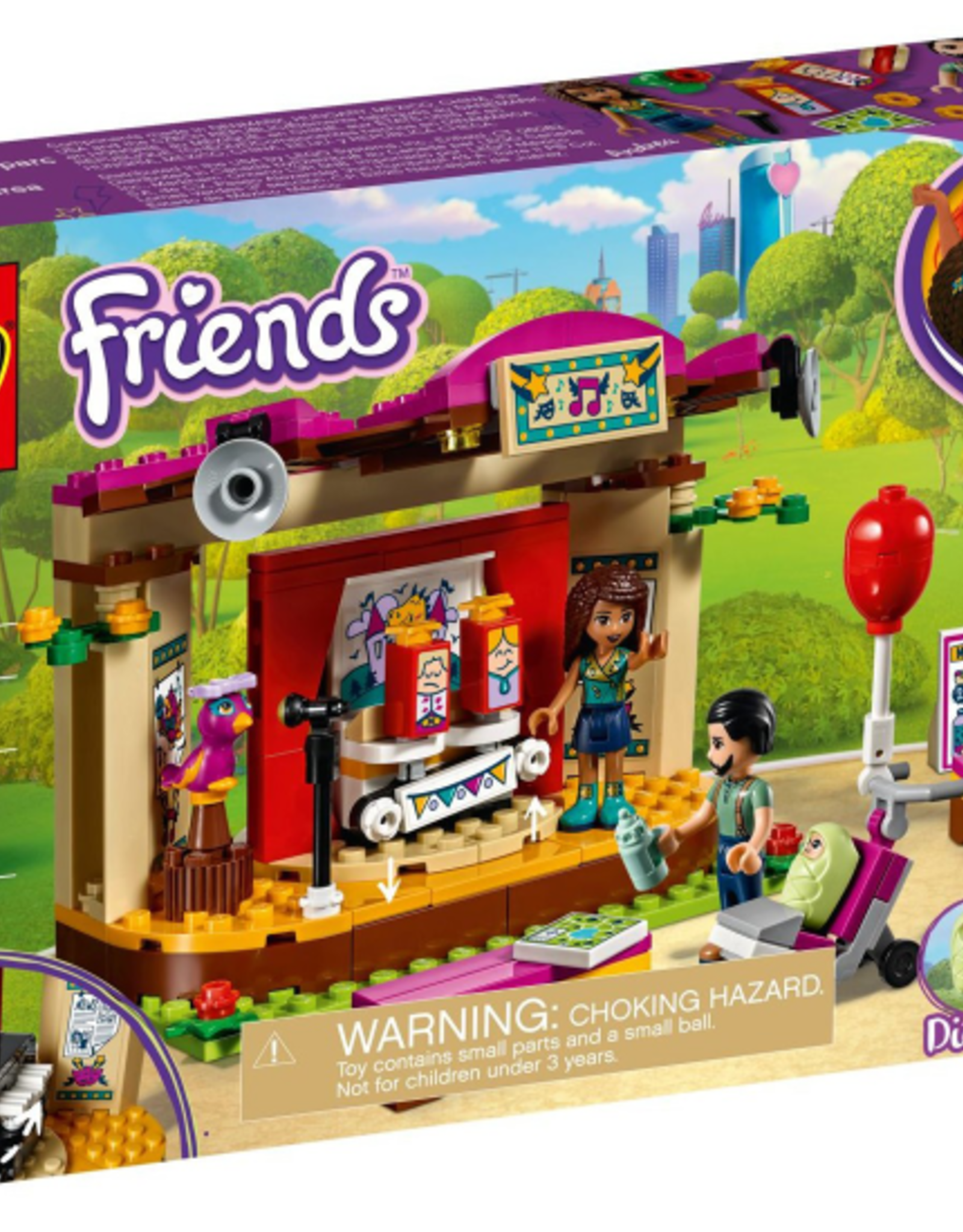 LEGO LEGO 41334 Andrea's Park Performance FRIENDS