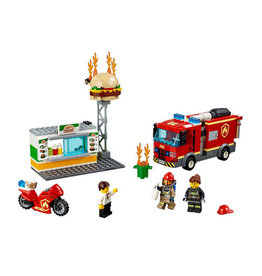 LEGO 60214 Burger Bar Fire Rescue CITY