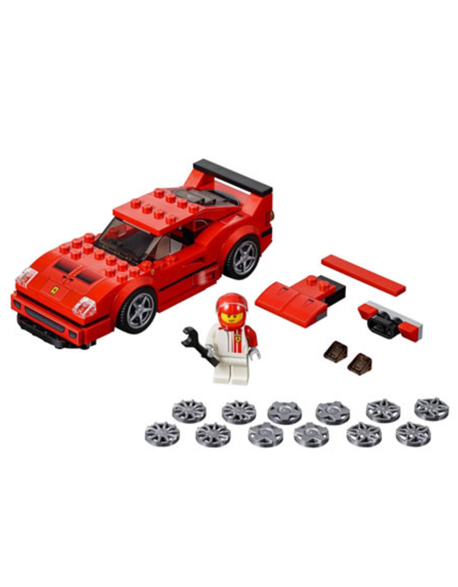 LEGO LEGO 75890 Ferrari F40 Competizione  SPEED Champions