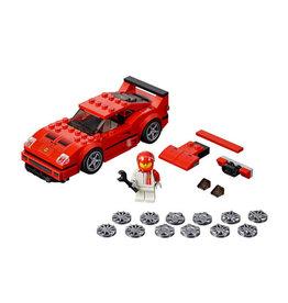 LEGO 75890 Ferrari F40 Competizione  SPEED Champions
