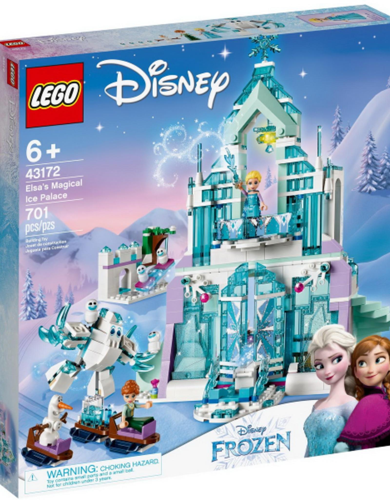 LEGO LEGO 43172 Elsa's Magical Ice Palace FROZEN