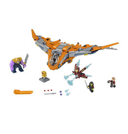 LEGO 76107 Thanos: Ultimate Battle SUPER HEROES