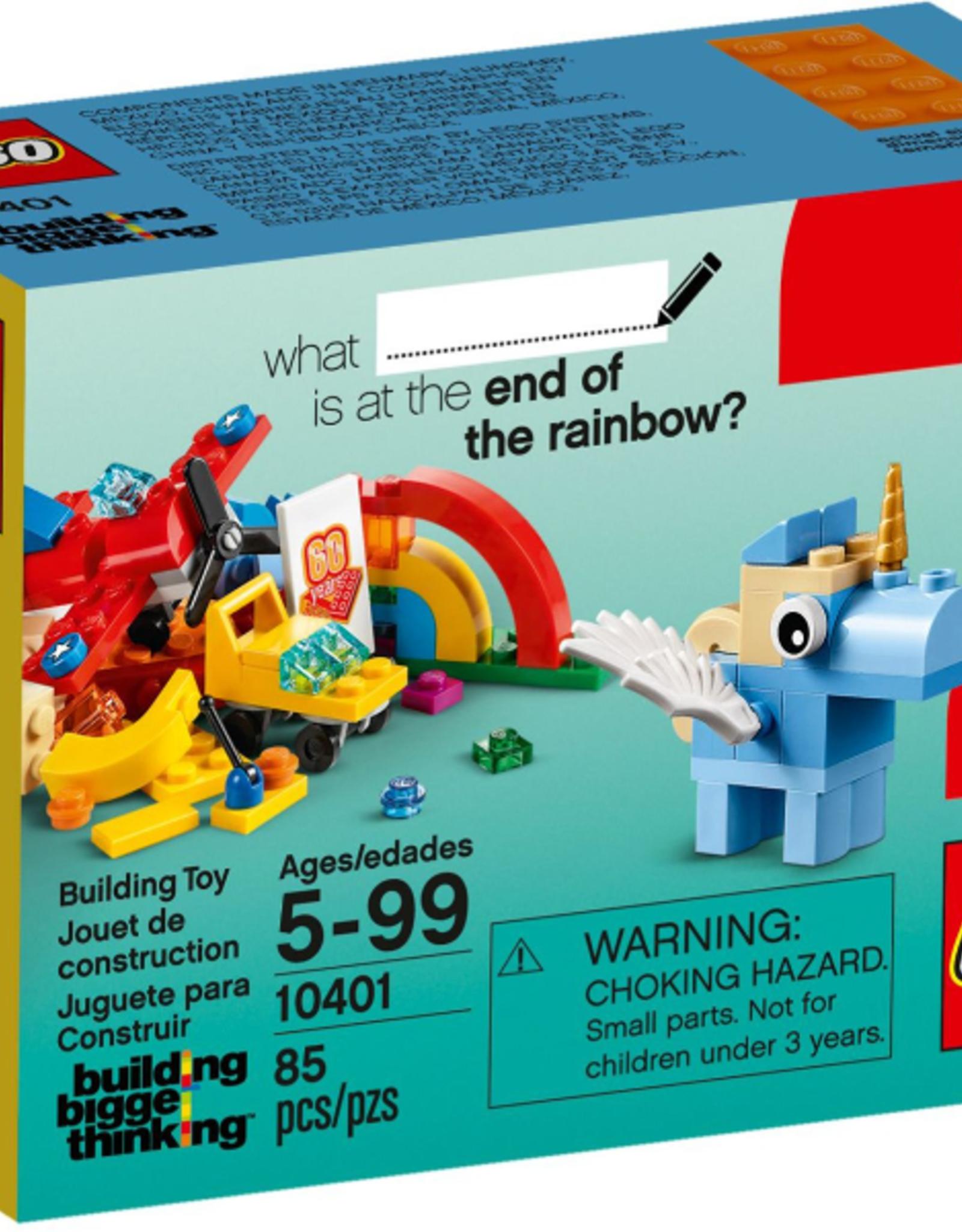 LEGO LEGO 10401 Rainbow Fun Classic
