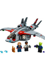 LEGO LEGO 76127 Captain Marvel and The Skrull Attack SUPER HEROES