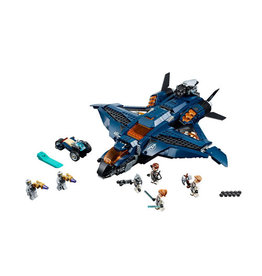 LEGO 76126 Marvel Avengers Ultimate Quinjet SUPER HEROES