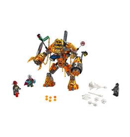 LEGO 76128 Marvel Spiderman - Molten Man Battle SUPER HEROES