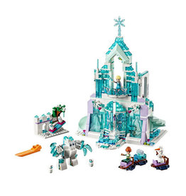 LEGO 43172 Elsa's Magical Ice Palace FROZEN