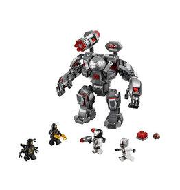 LEGO 76124 Marvel War Machine Buster SUPER HEROES
