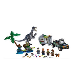 LEGO 75935 Baryonyx Face-Off: The Treasure Hunt Jurassic World