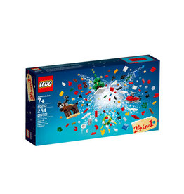 LEGO 40253 24-in-1 Holiday Countdown Set Classic