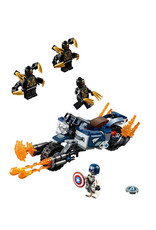 LEGO LEGO 76123 Captain America: Outriders Attack SUPER HEROES