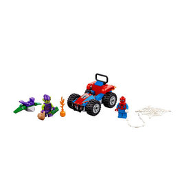 LEGO 76133 Spiderman - Spider-Man Car Chase SUPER HEROES
