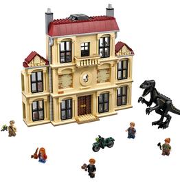 LEGO 75930 Indoraptor Rampage at Lockwood Estate Jurassic World