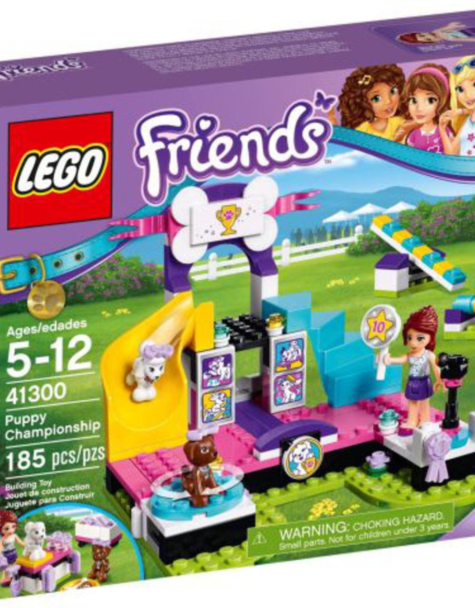 LEGO LEGO 41300 Puppy Championship FRIENDS