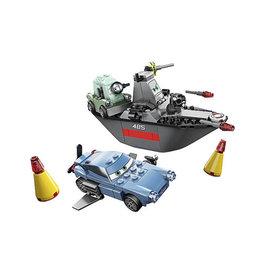 LEGO 8426 Ontsnapping op Zee CARS