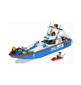 LEGO 7287 Police Boat CITY