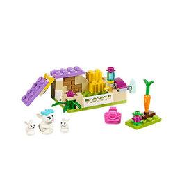 LEGO 41087 Bunny's en Babies FRIENDS