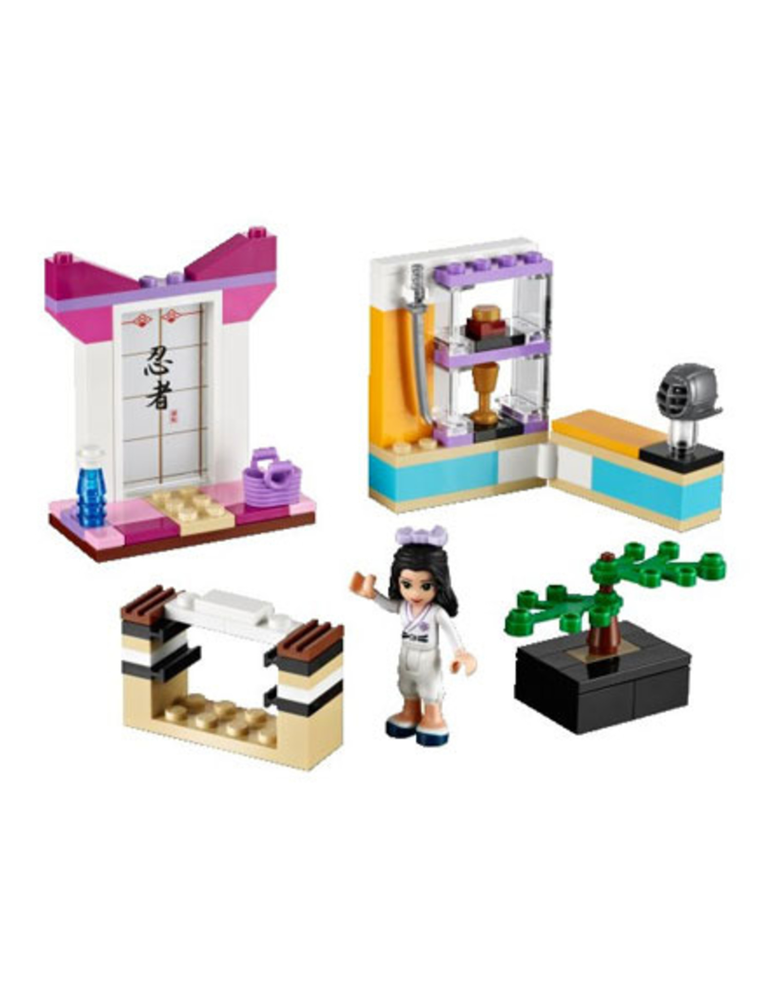 LEGO LEGO 41002 Emma's Karate Class FRIENDS