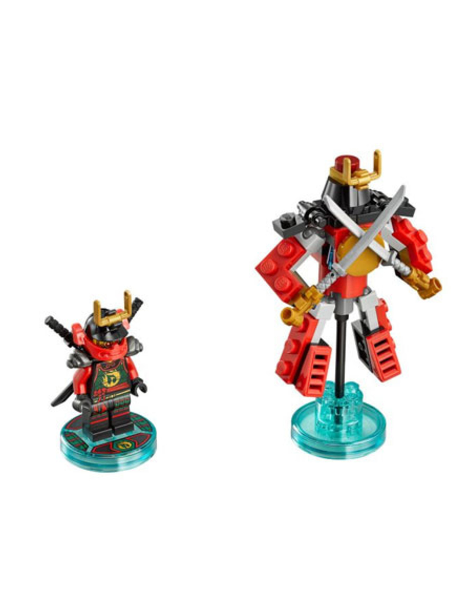 LEGO LEGO 71216 Fun Pack - Ninjago (Nya and Samurai Mech) Dimensions NINJAGO