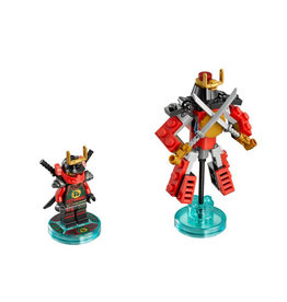 LEGO 71216 Fun Pack - Ninjago (Nya and Samurai Mech) Dimensions NINJAGO