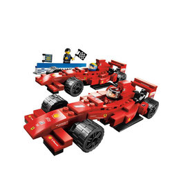 LEGO 8168 Ferrari Victory RACERS