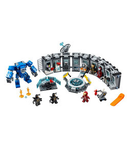 LEGO 76125 Marvel Avengers Iron Man Hall of Armor SUPER HEROES