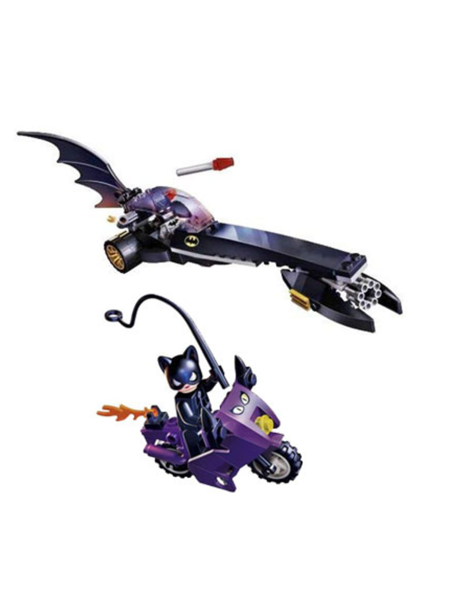 LEGO LEGO 7779 The Batman Dragster: Catwoman Pursuit BATMAN