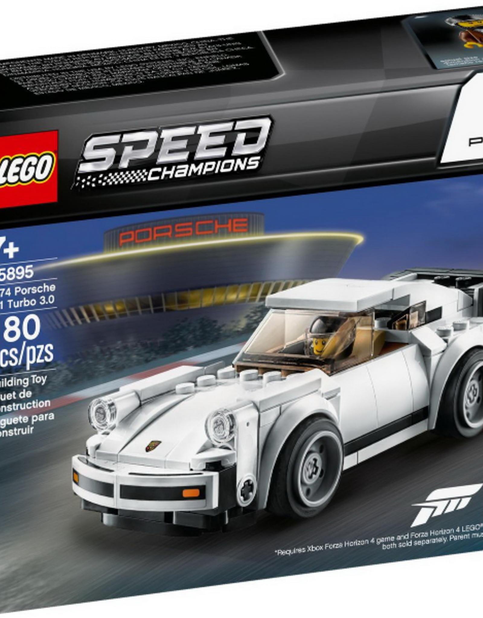 LEGO LEGO 75895 - 1974 Porsche 911 Turbo 3.0 SPEED Champions
