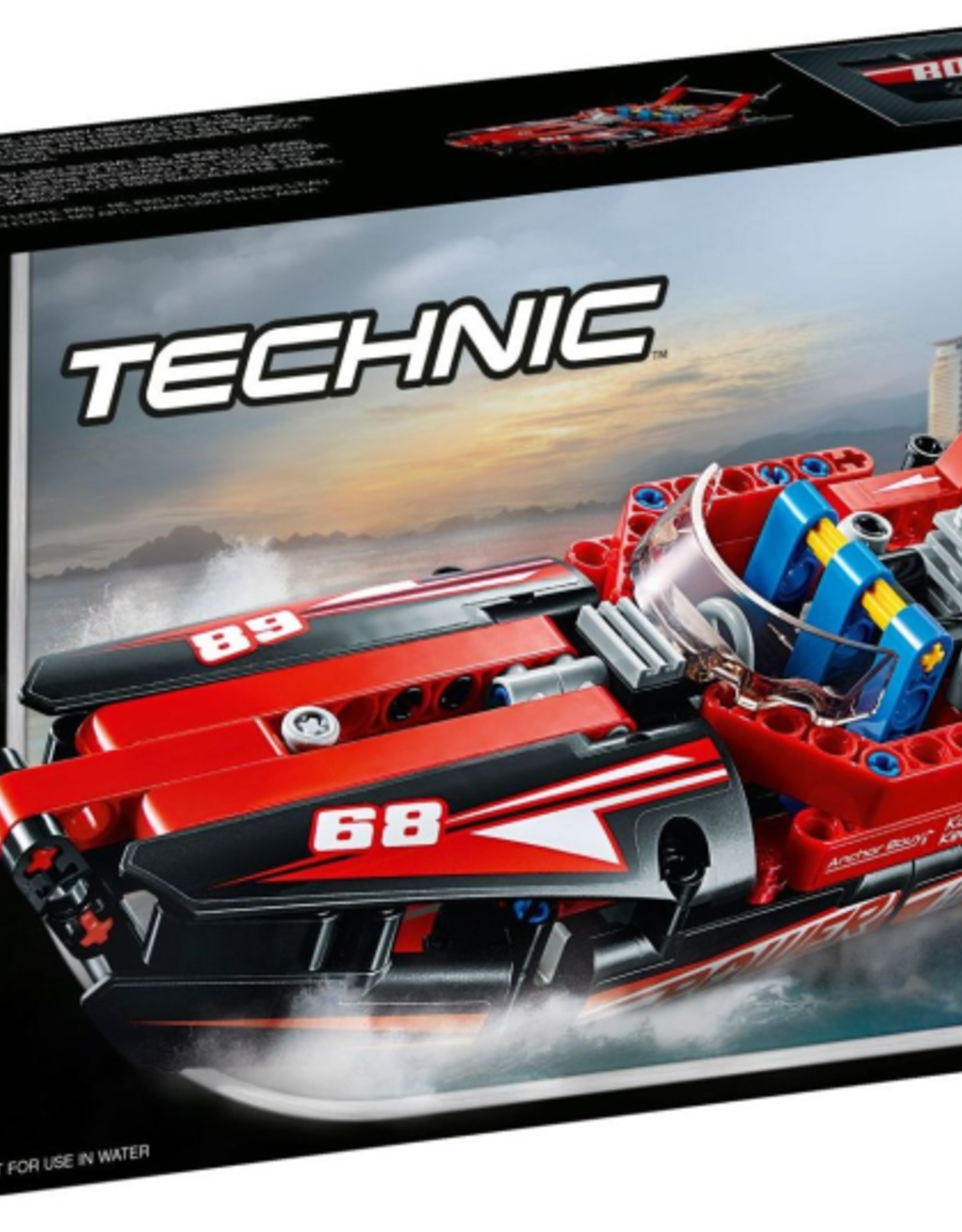 LEGO LEGO 42089 Power Boat TECHNIC