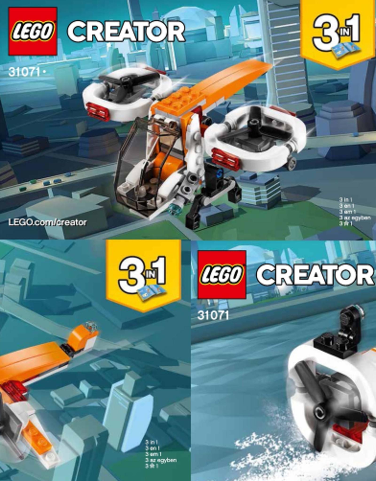 LEGO LEGO 31071 Drone Explorer CREATOR