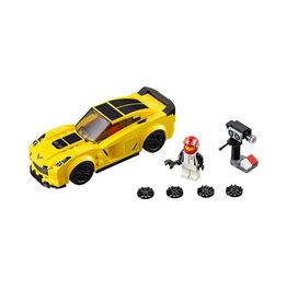 LEGO 75870 Chevrolet Corvette Z06 SPEED Champions