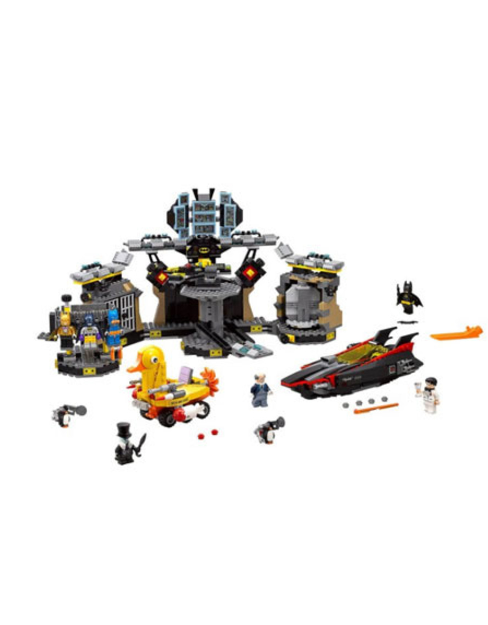 LEGO LEGO 70909 Batcave Break-In BATMAN