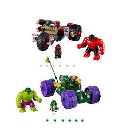 LEGO 76078 Hulk vs. Red Hulk SUPER HEROES