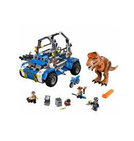 LEGO 75918 T-rex Tracker Jurassic World