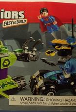 LEGO LEGO 10724 Batman & Superman vs. Lex Luthor JUNIORS
