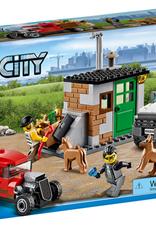 LEGO LEGO 60048 Police Dog Unit CITY